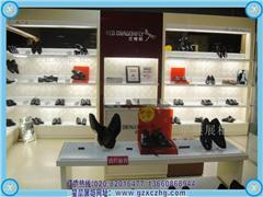 鞋店装修鞋店展示柜 鞋店设计效果图