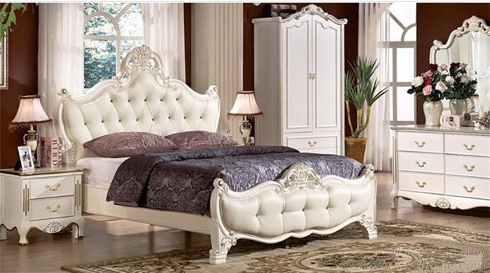 欧式床,想购买床铺的大家可以看看.图片