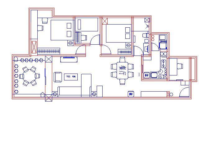 床头电路设计图