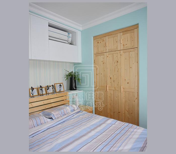 家装设计效果图 16平方米卧室装修图片 1355