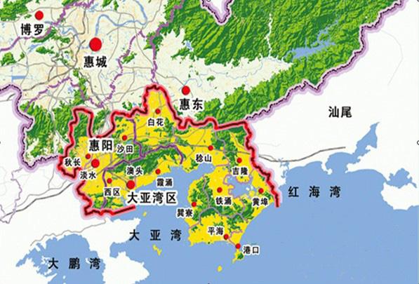 珠江道街道地图