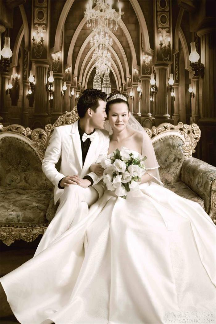 米兰新娘婚纱影楼