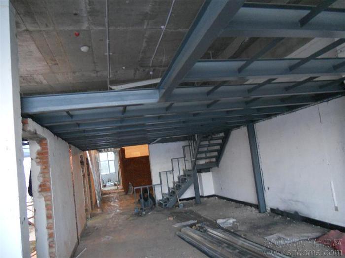 北京钢结构二层搭建 做二层钢结构阁楼施工价格68605253