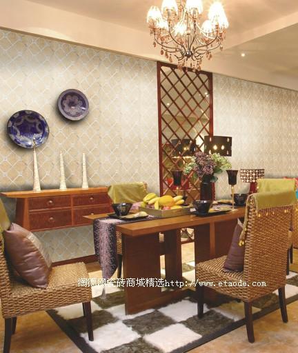 瓷砖厨房,客厅地砖,瓷砖背景墙效果图高清图片