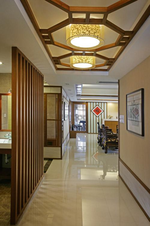 新里崴廉公馆 四居室 160.00平方米 装修解决方案