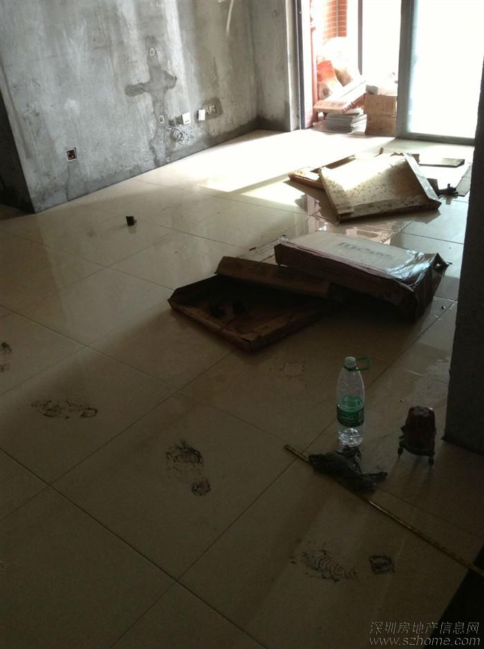 客厅地砖高清图片