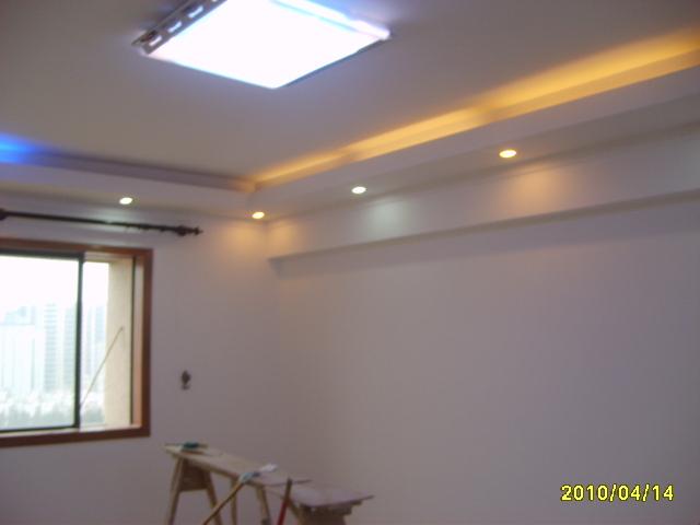 天花板吊顶招工 高清图片