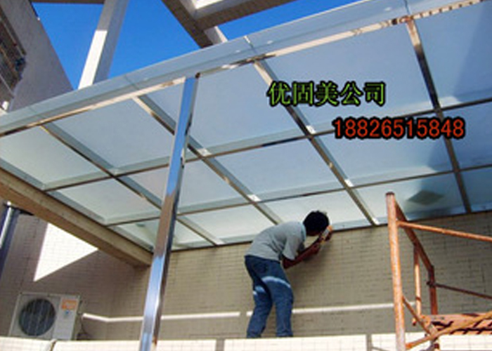 玻璃雨棚,耐力板雨棚,阳光板雨棚,钢结构雨棚,钢结构阳光房,玻璃房