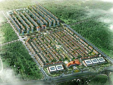 水口渐成惠州东部城市中心 创业居住两相宜