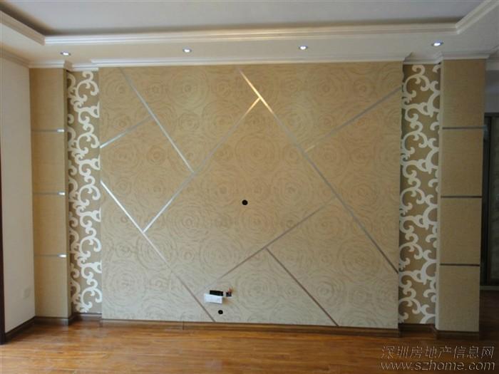 硅藻泥最新墙做工图