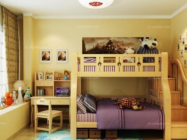 美乐乐装修网儿童房设计效果图