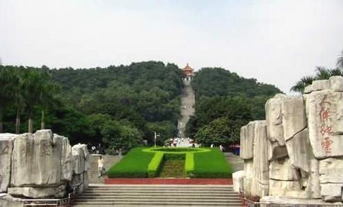 深圳八景之——羊台山