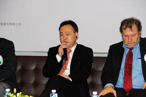 (招商局蛇口有限公司总经理助理)陈明刚先生
