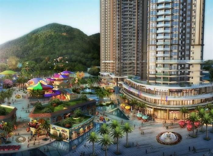 深圳最大国际儿童主题公园来了!