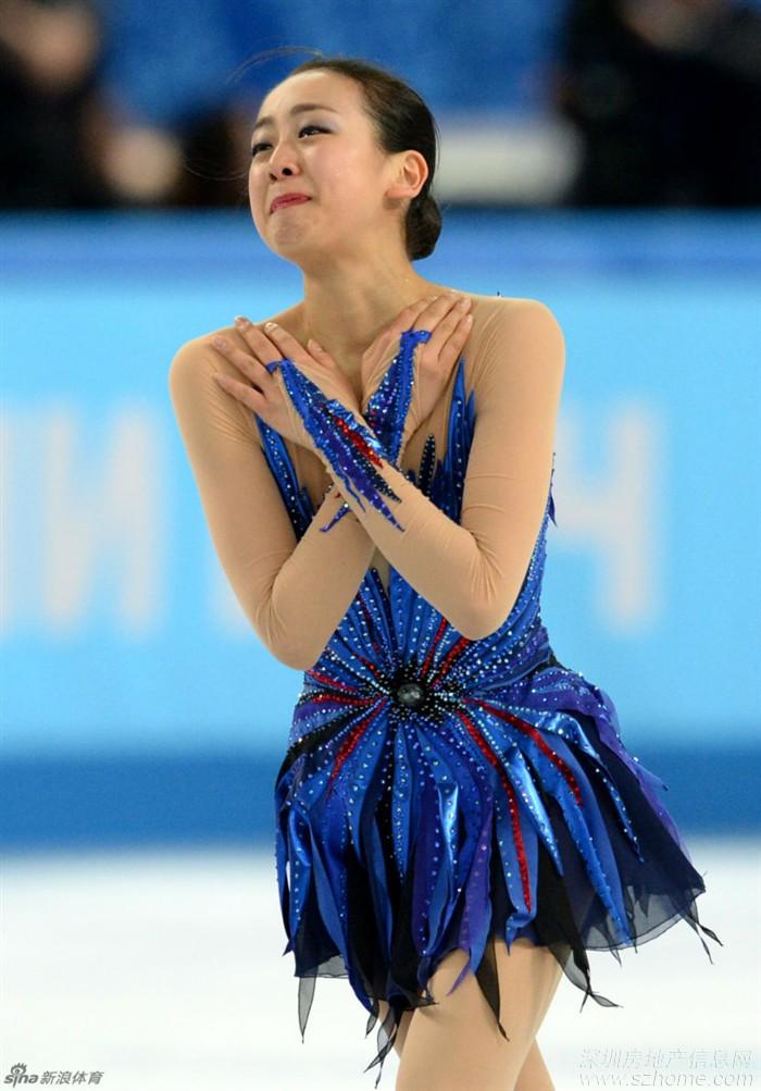 浅田真央丢了金牌,赢得了全世界