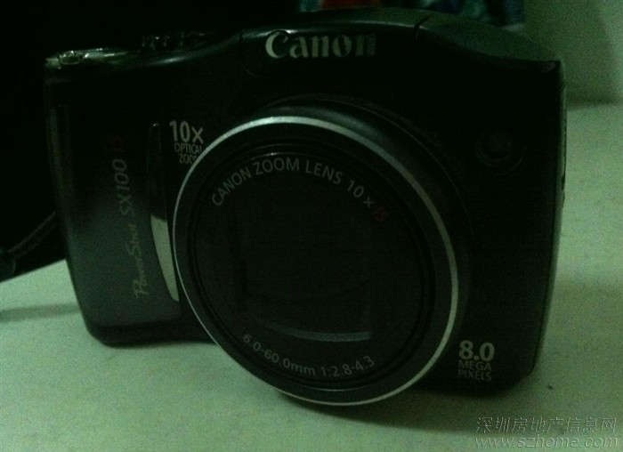 100 is 大头贴 证件照相机-佳能SX100IS教程 佳能160 佳能SX100is要