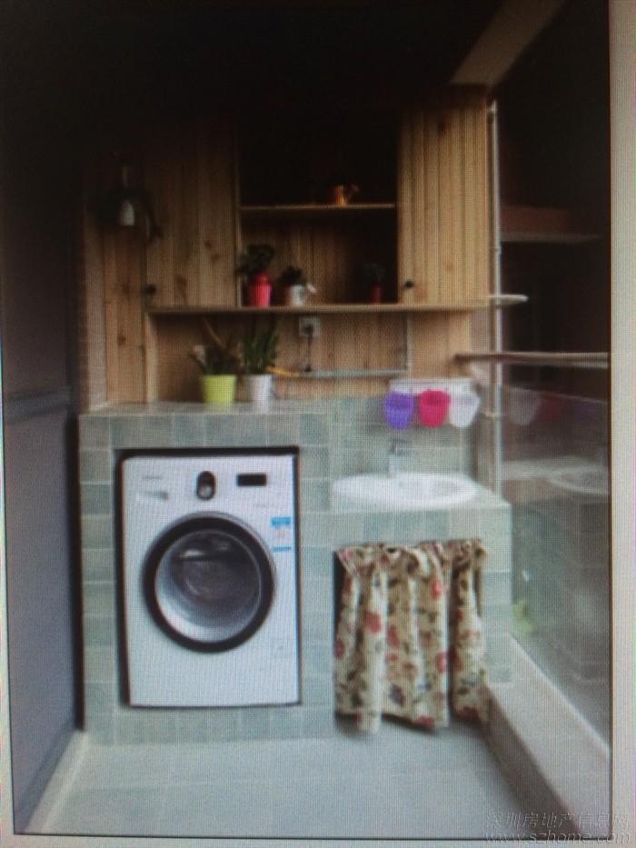 手工砌的洗衣台步骤图