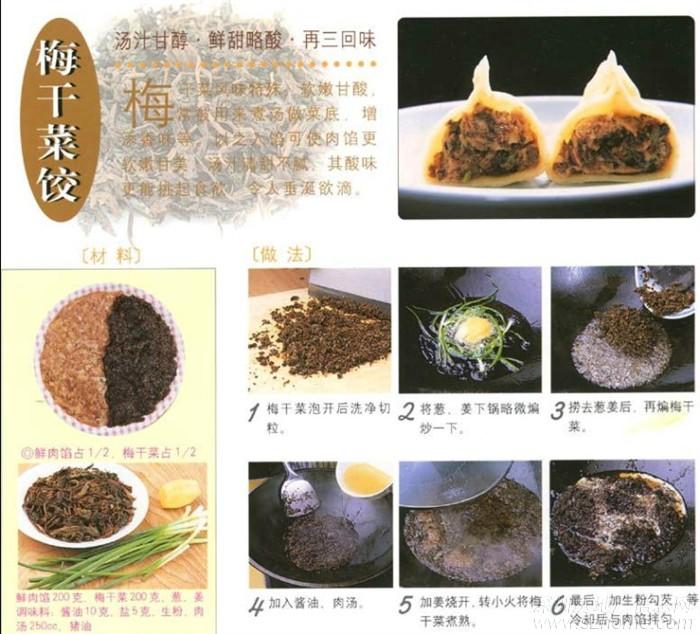 各式饺子的包法步骤及饺馅的做法(转)