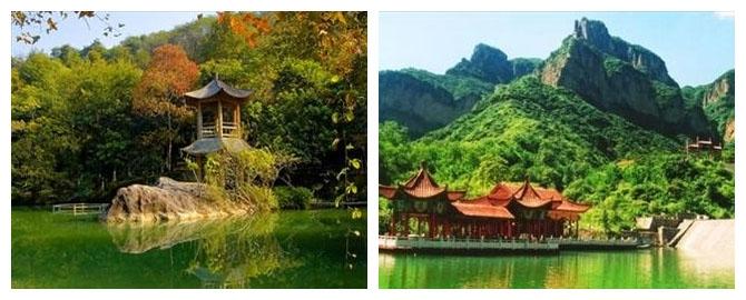 (清明假期)河源桂山风景区客家风情休闲一日游