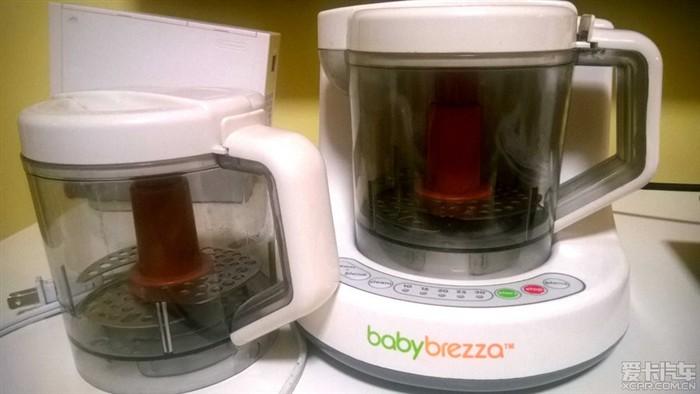 料理机婴儿
