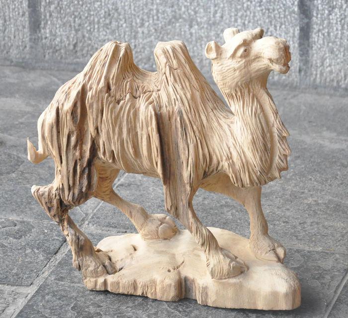木雕 家居装饰摆件新居礼品工艺品