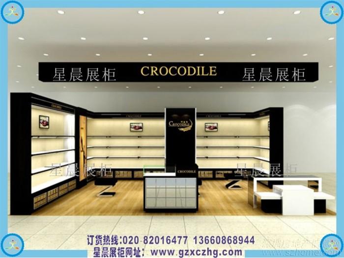 鞋店展柜_鞋店装修设计效果图 - 家在深圳 - 房网论坛