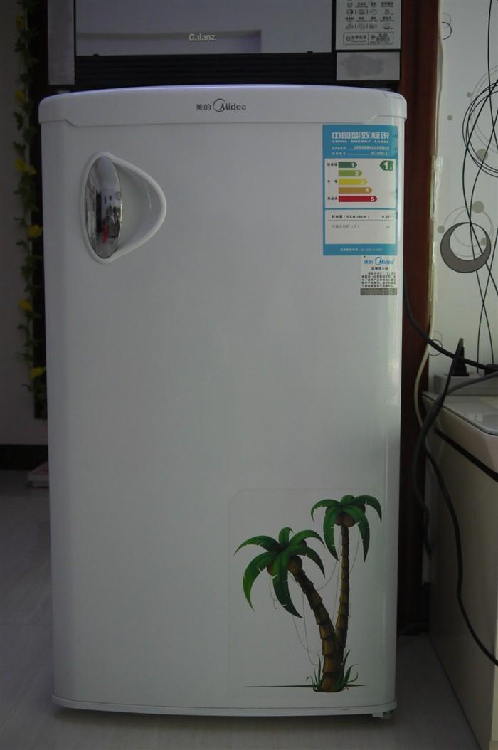 转美的冰箱
