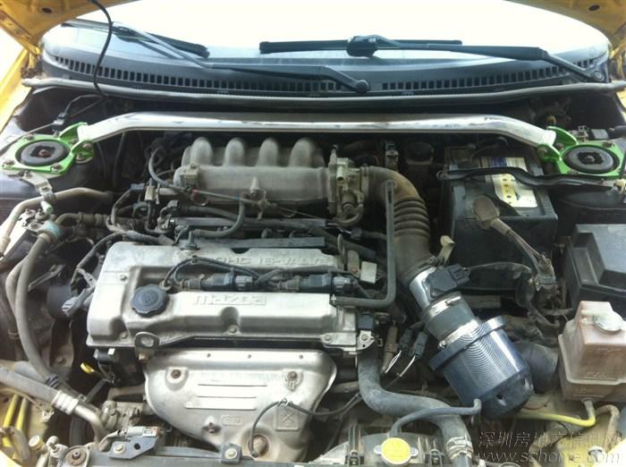 海马福美来发动机问题高清图片