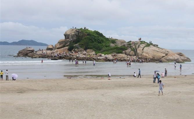 日及假期出发>-惠东狮子岛海岸线穿越