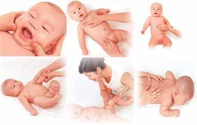 《婴幼儿抚触》,教您如何给宝宝洗澡做spa,赶紧报名吧!