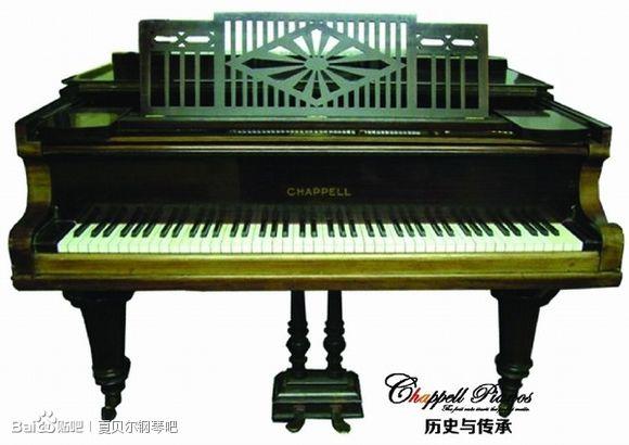 德国夏贝尔钢琴——世界十大名琴之一