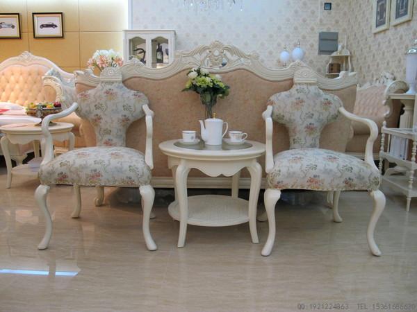 伊莎丽宫法式欧式新古典白色家具系列图片鉴赏