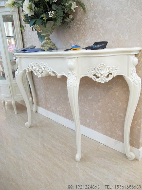 > 伊莎丽宫法式欧式新古典白色家具系列图片鉴赏