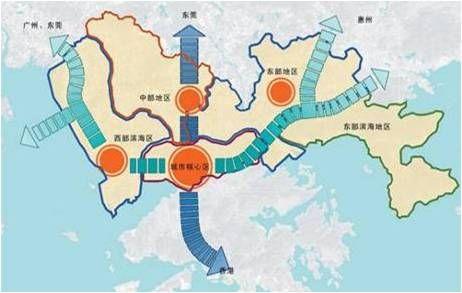 批复《深圳市城市总体规划(2010-2020)》