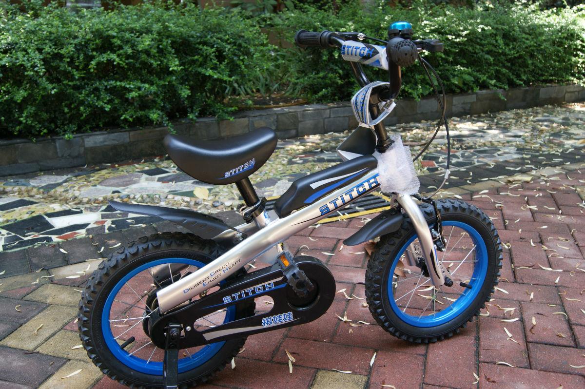 转9.5成新 14寸 儿童自行车