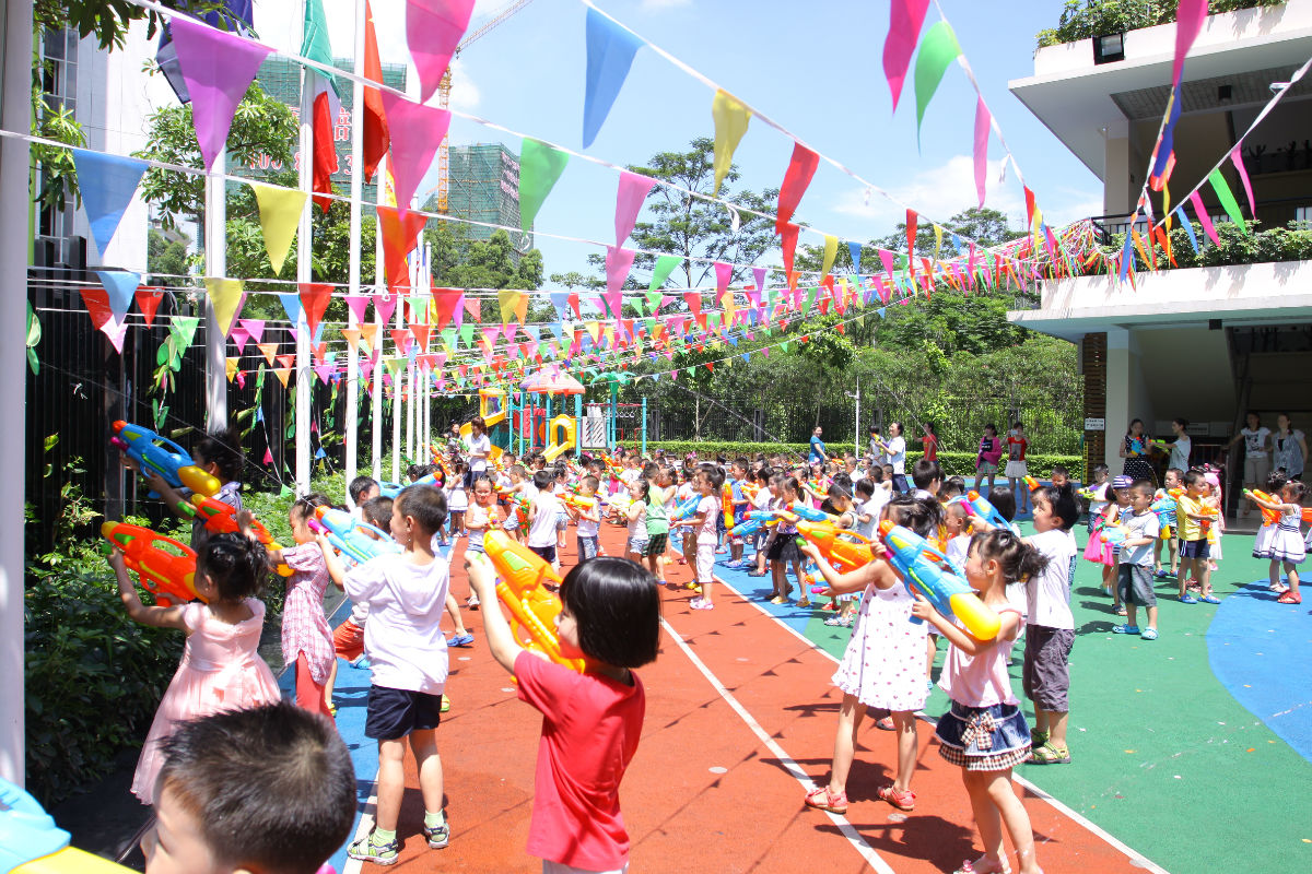 深圳市福田区瀚盛吉纽思幼儿园2013六一活动