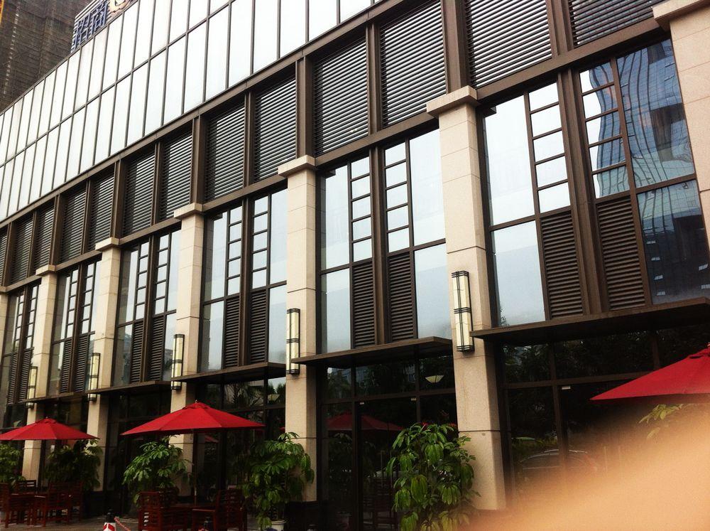 三層臨街商鋪效果圖