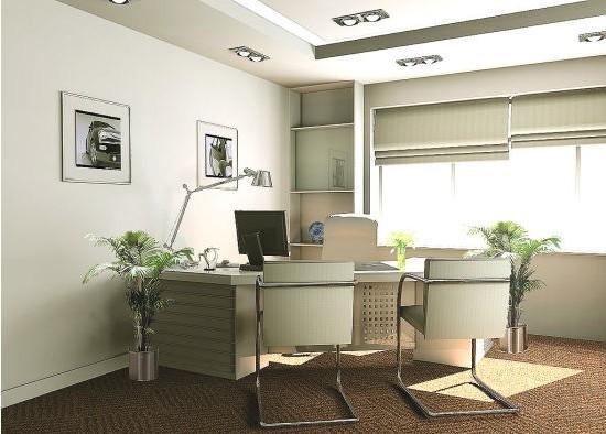 时尚办公室装修设计