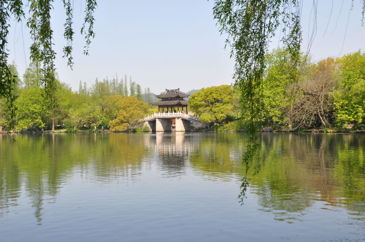 烟花三月下杭州 图片合集
