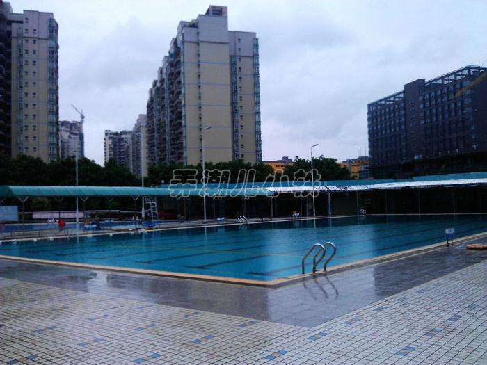 游遍深圳系列二十三 龍崗區平湖體育中心游泳場(又稱鳳山游泳池)體驗