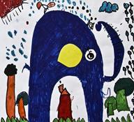 看儿童画,您一定要有的少儿美术教育理念!!! - 家在图片