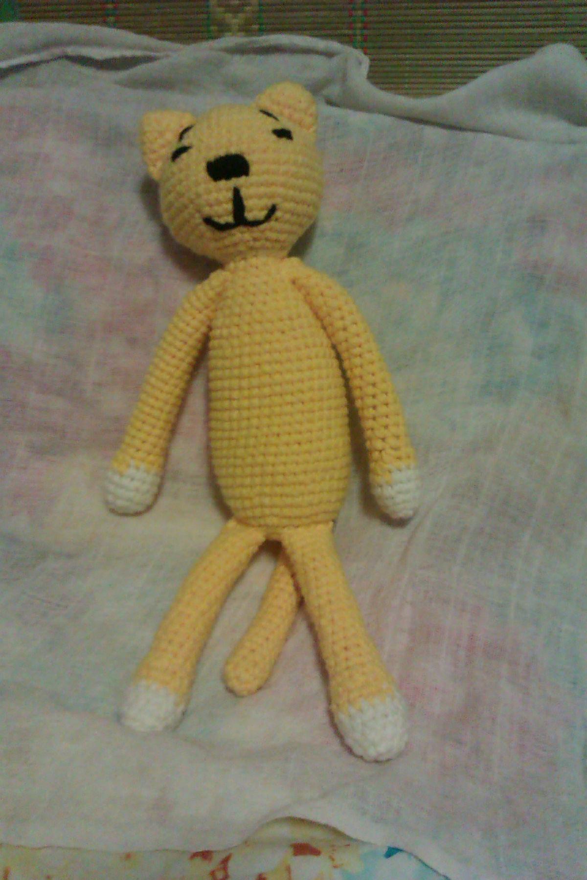 手工编织小动物