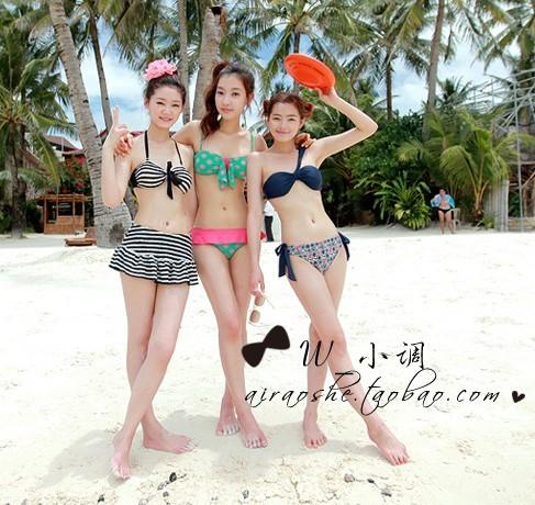 亲们,近期要去普吉岛旅游,选泳衣好纠结,能帮我看看么
