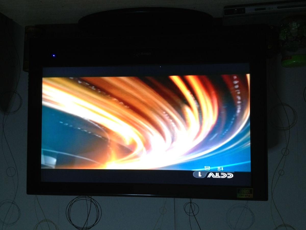34寸高清彩色电视机 1200元