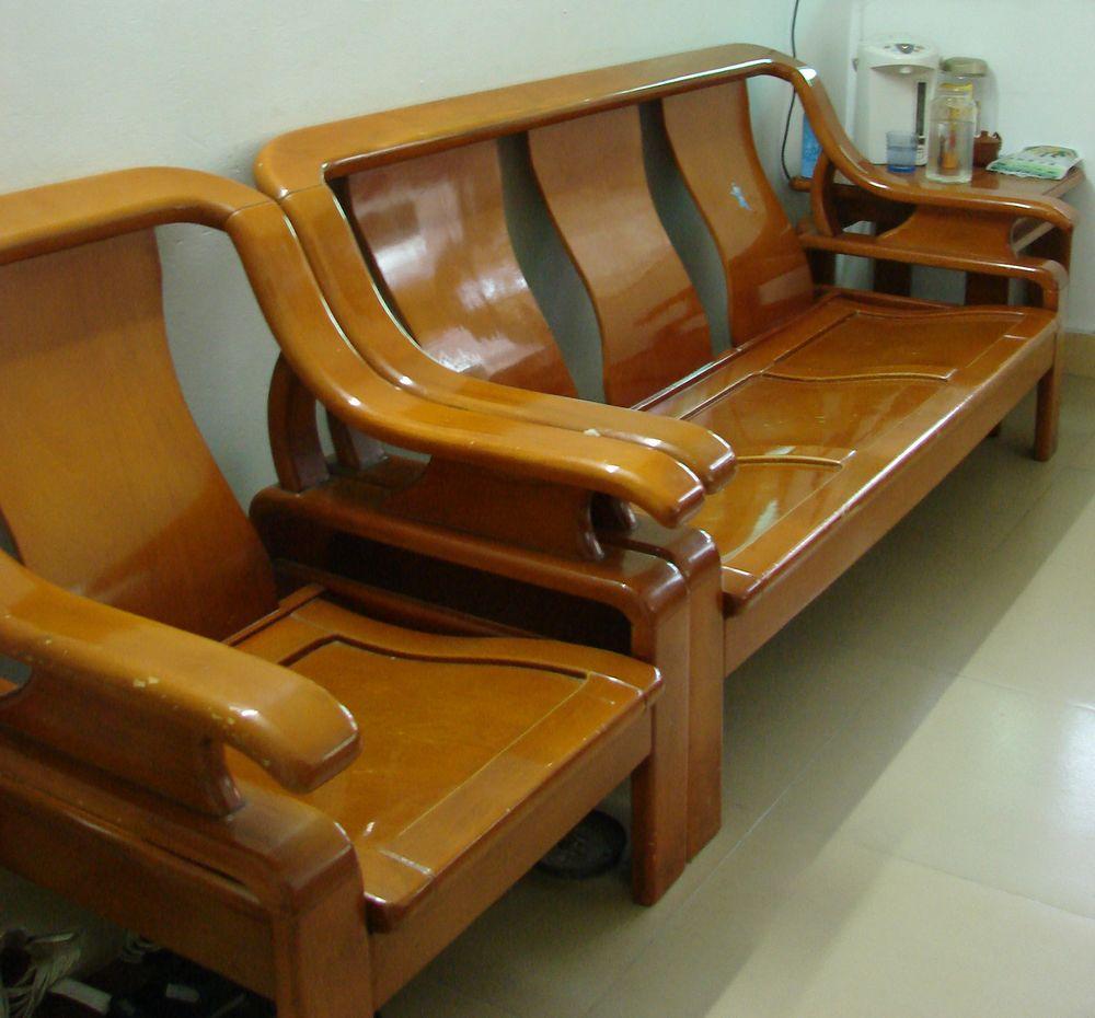 速度转让实木床,沙发等