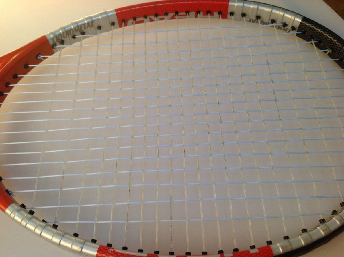 网球拍 海德l4经典老款 送握手带2个 7成新 300元转