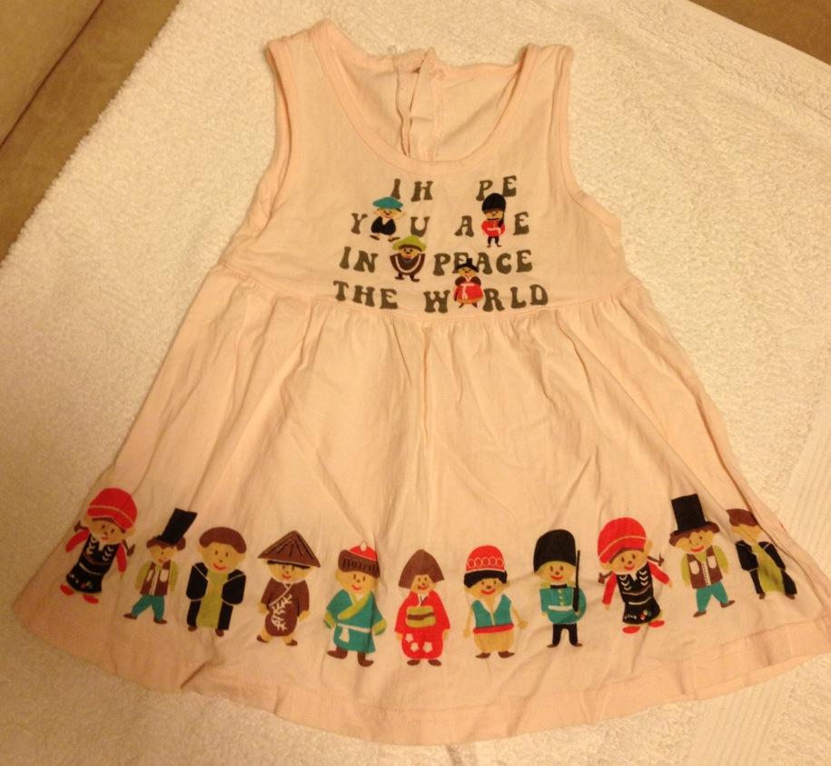 有卖有送女宝宝二手衣服
