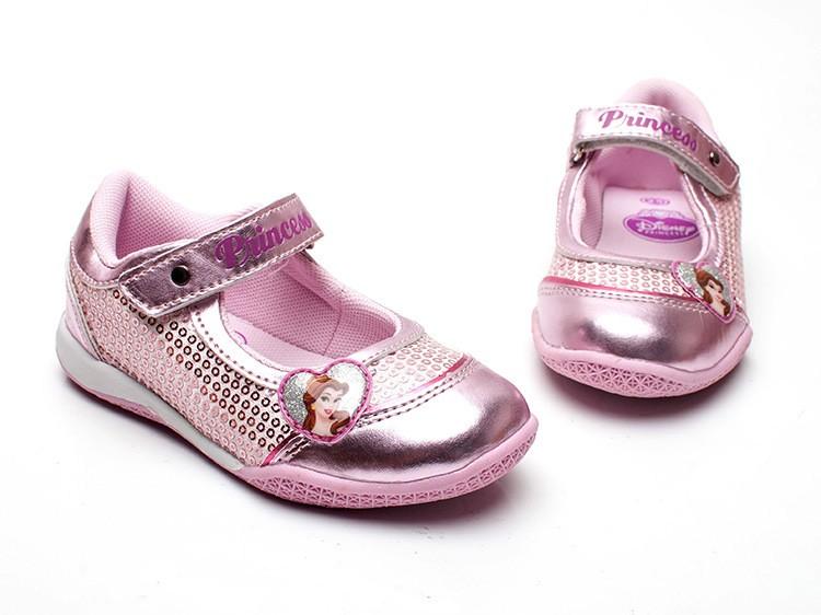 客人开发的公主小鞋子,迪斯尼bbg品牌都有哦