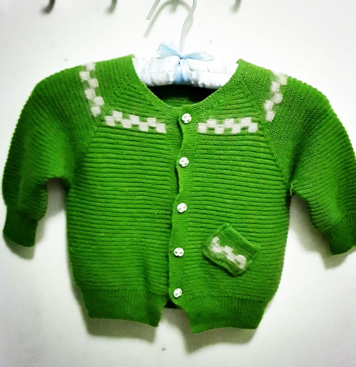 纯手工代织宝宝毛衣0-3岁宝宝漂亮毛衣毛裤裙子