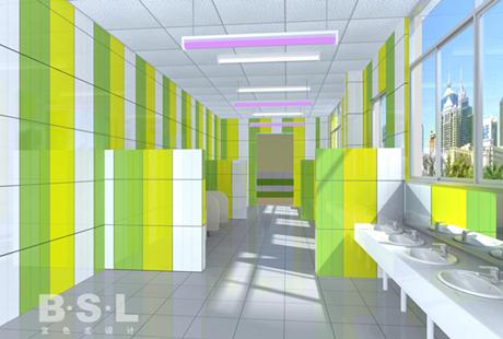 幼儿园卫浴间装修设计应该做好哪些防护措施